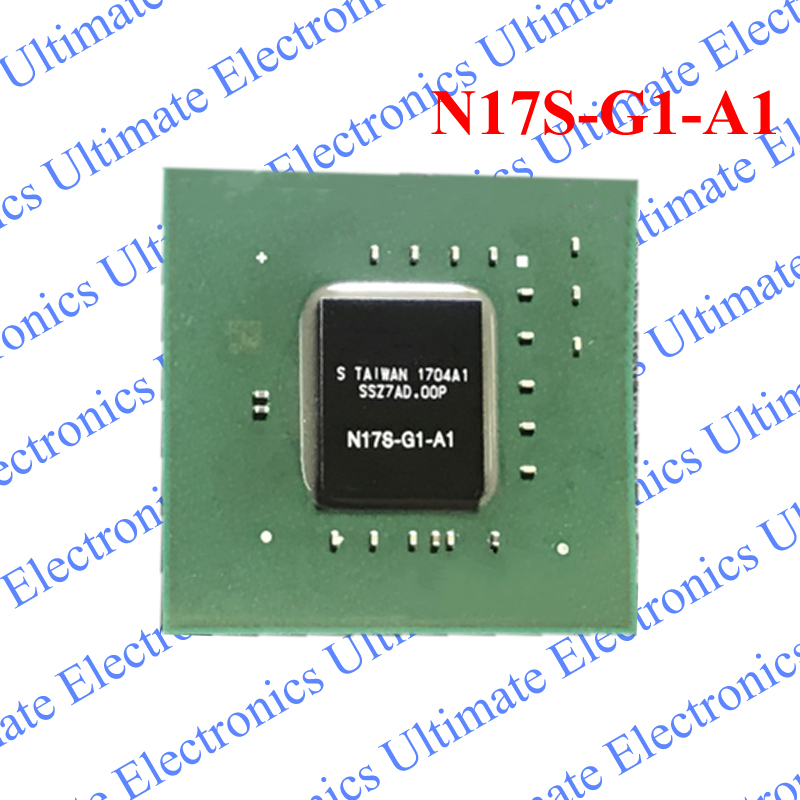ELECYINGFO Used N17S-G1-A1 N17S G1 A1 BGA chip tested 100% work and good quality