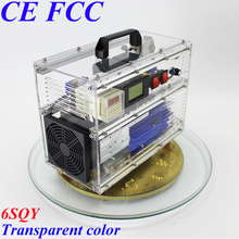 CE EMC LVD FCC Factory outlet BO-530QY 0-10 Гц/ч Регулируемая озоновая машина бассейн дезинфекция воды вместо хлора