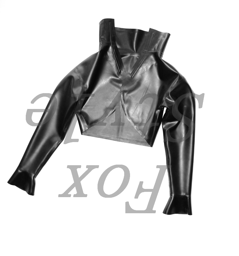 6mm 0 6 Black Lourd Main Veste Latex 0 UHqwSq4tn