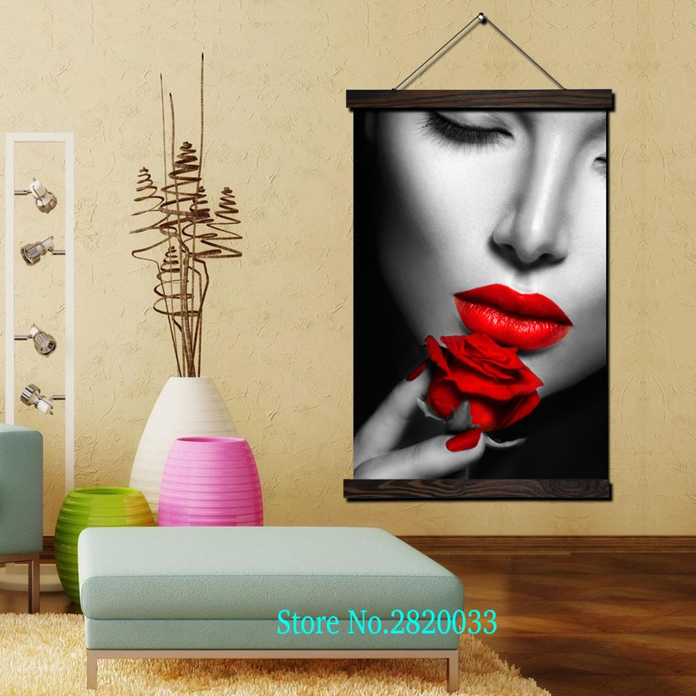 Stunning Rose Wall Art Contemporary - The Wall Art Decorations ...