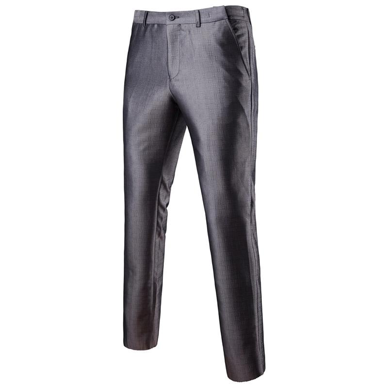 Pantalón Yunclos Gris Boda 2 Los Dos Trajes Corte Formal 2019 Con Hombres  Piezas Luz Botones De Para Slim Impreso HrAFaHqw e1138934d441