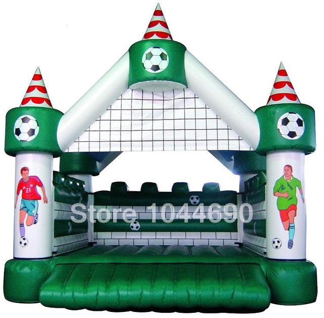 Бесплатная доставка дети надувной замок замок, Вышибала, Надувные надувной замок пвх качество
