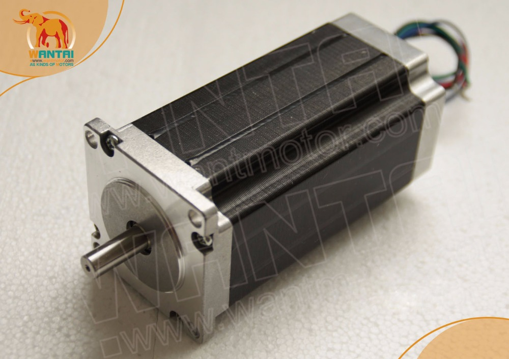 EU FREE SHIP!1PC Wantai Nema23 Stepper Motor WT57STH115-<font><b>4204A</b></font> 428oz-in 3Nm 4.2A Medical Automation Imaging Printing image