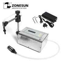 ZONESUN Electrical Liquids Filling Machine Water Digital Filler Automatic Pump Sucker Beverage Oil Packaging Equipment Tools|Power Tool Sets|   -