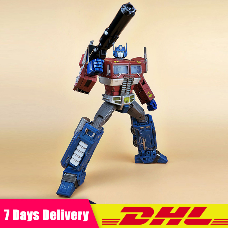 WJ WeiJiang DHL G1 Transformation OP Commander Battle Damage MPP10D Alloy Diecast Masterpiece Collection Figure Robot Toys weijiang deformation mpp10 e mpp10 eva purple alloy diecast oversized metal part transformation robot g1 figure model in box