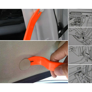 Image 2 - 4pcs Panel Removal Tools car Portable Vehicle Panel Audio Refit Trim Auto Set Kit Installer Pry Tool Gift Tools For Auto