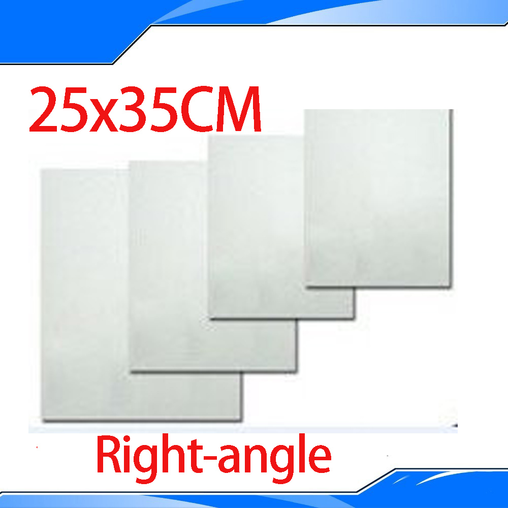 The Shirtboard Size 25*35cm (9.6inchx14inch) Regular Right-Angle Printing Pallet Small Photo Suitable
