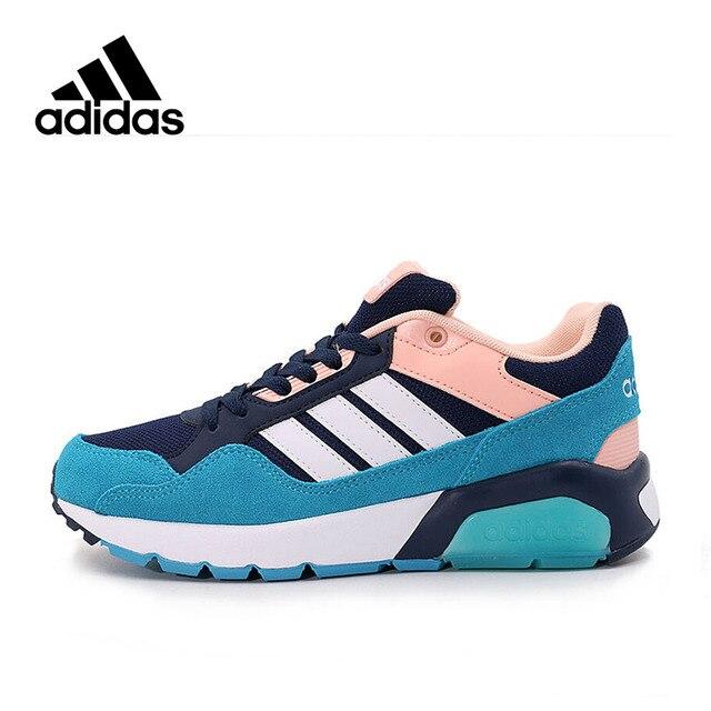 32fb7a8940f ... czech oficial adidas neo label run9tis w das mulheres skate sapatos  tênis feminino esportes ao ar