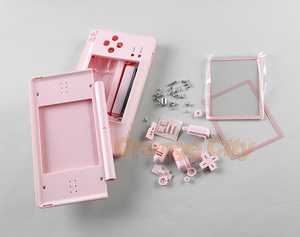 Image 3 - ChengChengDianWan Full Repair Parts Replacement Housing Shell Case Kit For Nintendo DS Lite NDSL