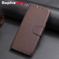 S8 Plus Case For Samsung Galaxy S8 G9500 Case Real Corium Cell Phone Bags For Samsung