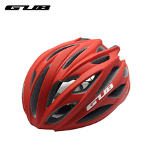 GUB SV6 Cycling Helmet Integrally-molded Road Mountain Bike Bicycle Helmets 26 Hole Breathable Safety Shock Absorption PC EPS