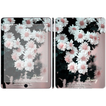 Pretty Flowers Vinyl Tablet Decal Skin Stickers For iPad Air Protector Skins For iPad Air/iPad 6