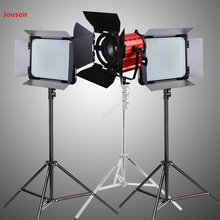 LED200W+D528 Spotlight Micro Movie Shooting Portrait Interview Movie Shooting Set CD50 T07(China)