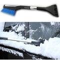 Snow Shovel Car Snow Brush Ice Scraper Car Styling Car Snow Shovel 61CM ABS Ice Scraper with Retractable rod can 87cm long