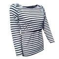 С длинным Рукавом Одежда Для Беременных Кормящих топы рубашка Одежда Грудное Вскармливание платье беременность Одежда для беременных Premama clothing