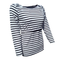Long Sleeve Maternity Wear Nursing tops Clothes shirt Breastfeeding dress pregnancy Clothes for pregnant women Premama clothing