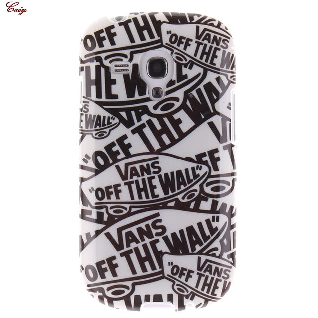 For Samsung Galaxy S3 Mini i8190 soft TPU Cases GT-i8190 GT-I8190N Back cases For funda samsung S3 mini silicone Phone Cases