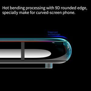 Image 2 - 3D DS + מקס מלא כיסוי עבור OnePlus 8 פרו 7 פרו 7T פרו 8 זכוכית מזג זכוכית מסך מגן עגול קצה 1 + 7 8 פרו HD זכוכית סרט