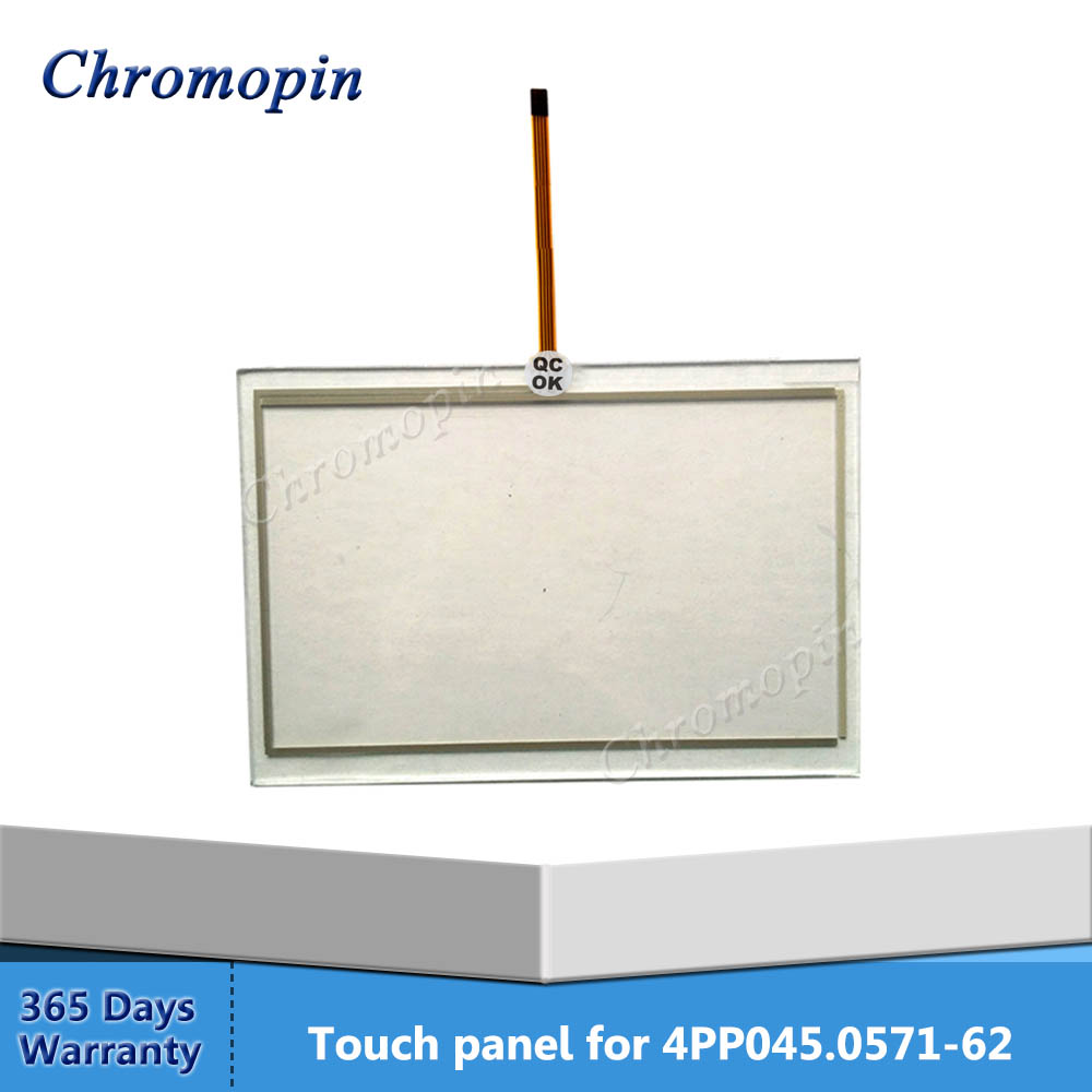 Touch panel for B&R 4PP045.0571-62 touch panel for b