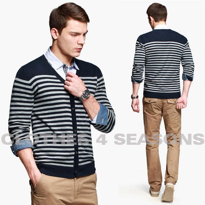 Men 39 s sweaters brand 2014 european and american fashion for European mens dress shirts