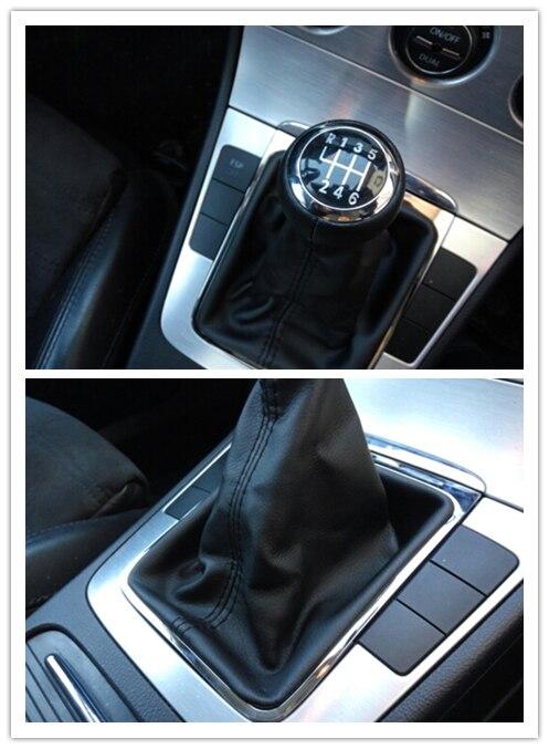 Schnelles Verschiffen 6 Geschwindigkeits-Auto-Schaltknauf umfasste - Autoteile - Foto 1