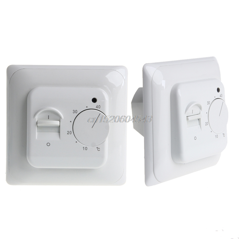 Piso aquecimento termostato ar condicionado controlador de