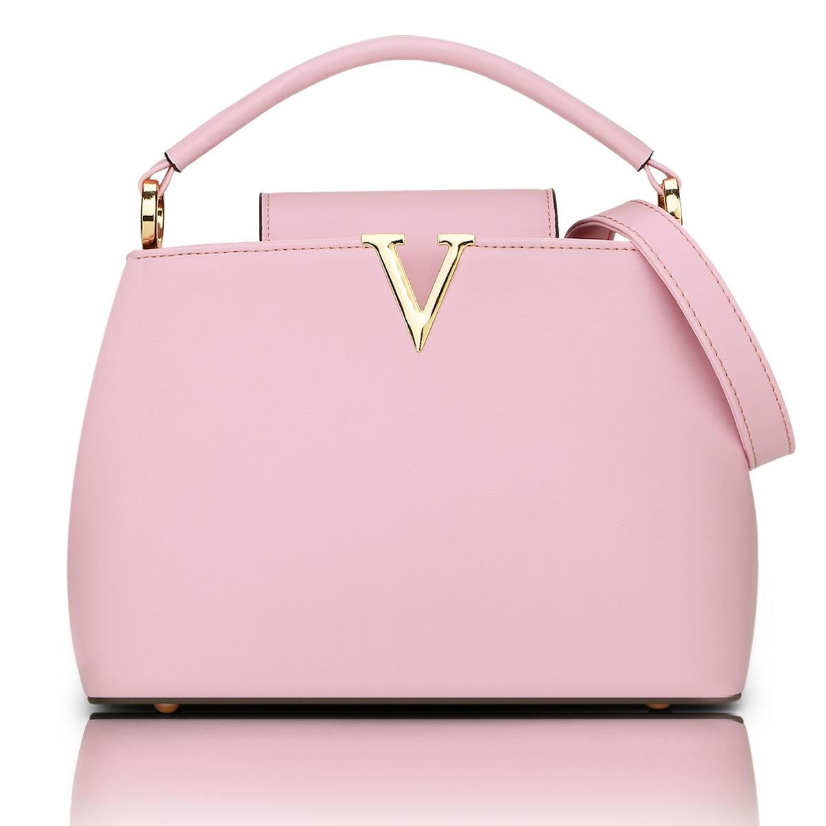 27c370ea3700 2017 The New women fashionable Brand Handbag Shoulder PU leather ...
