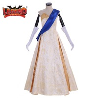 anastasia dress ball gown cosplay costume princess dress adult custom made