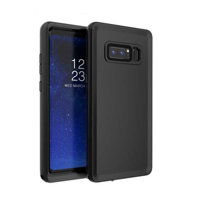 reputable site 2e5ab 533b8 US $20.32 |for Galaxy Note 8 Waterproof Case Sealed Life Water Proof Diving  Protection Underwater Cover Cases for Samsung Galaxy Note 8-in Fitted ...