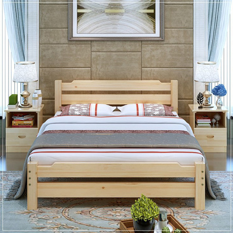 Children Beds Children Furniture 180*200cm solid wood children bed whole  sale quality 2017 good