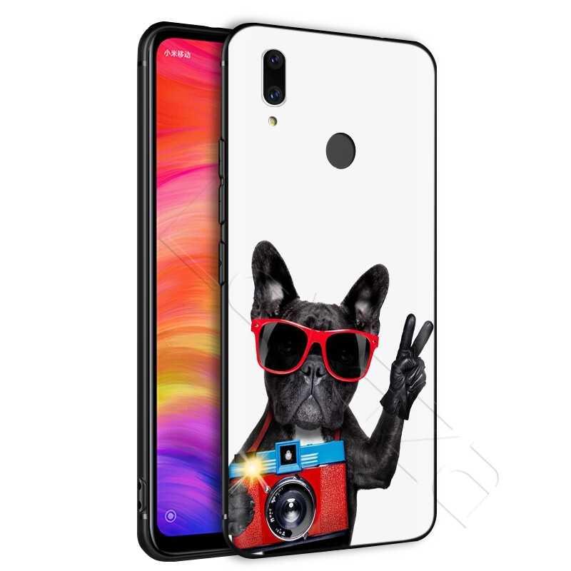 Lavaza милый щенок-Мопс классный Французский Собака породы бульдог чехол для Xiaomi 9T Pro CC9 A3 Redmi K20 7A для huawei Honor 20 9X P20 Lite Nova 5i
