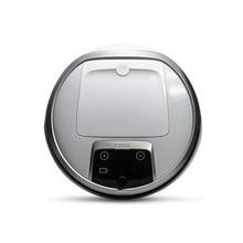 Robot Limpiador Inteligente Robot Aspirador Auto-Carga y Cepillo Lateral para el Hogar, Control Remoto