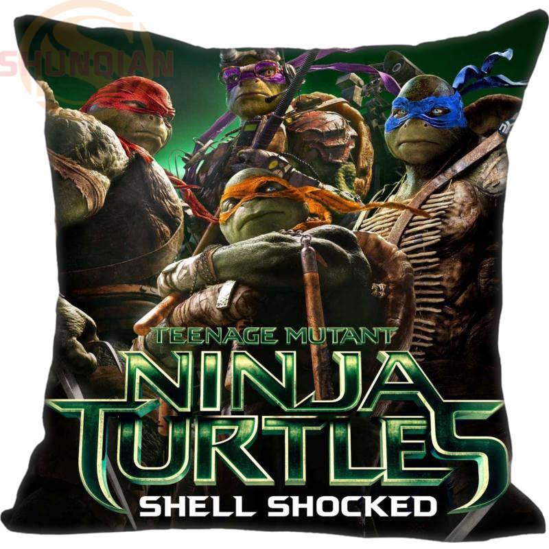Best New Teenage Mutant Ninja Turtles Pillowcase Wedding Decorative Amazing Teenage Decorative Pillows