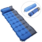 200*65*5cm Outdoor Picnic Camping Automatic Inflatable Waterproof Self-Inflating Dampproof Sleeping Pad Tent Mat Air Mattress