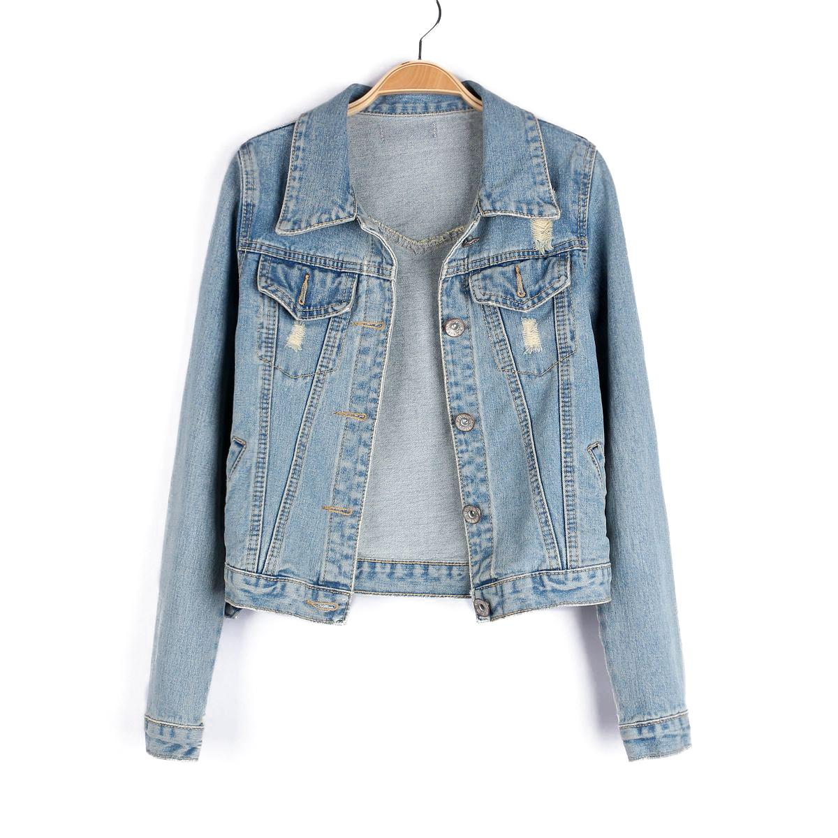 A denim jacket is the ultimate staple piece. No matter what trends come and go over the years, a good ole' denim jacket is a classic wardrobe essential that will always be in style. Perfect for transitioning into fall as we head into cooler weather, these jackets add an effortlessly cool layer to.