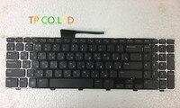 Русская клавиатура для Dell Inspiron 15R N5110 M5110 N 5110 0NKR2C 90.4IE07. C0R MP-10K73SU-442 NSK-DY0SW 0R M511R RU Black