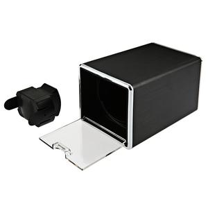 LEFTLY Automatic Rotation Watch Winder Display Box