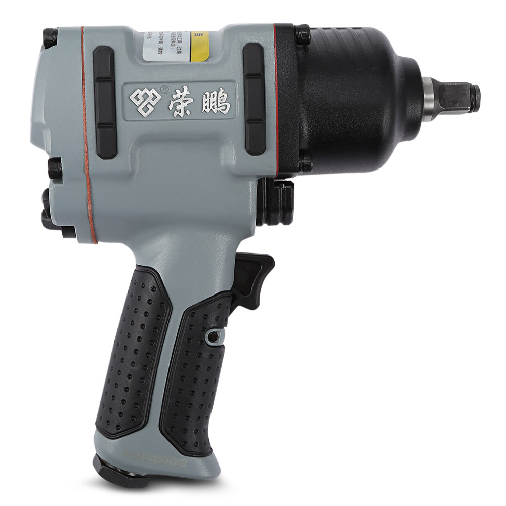 Rongpeng 7445 Professional 1/2 inch Twin Hammer Air Impact Wrench Pneumatic Tools 850nm heavy duty twin hammer handle exaust industrial 1 2 inch air impact wrench pneumatic wrench