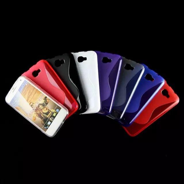 Silicon Soft TPU Case Skin Cover For LG G FLEX 2 F510L case Anti skid Skin Soft Cover
