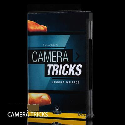 2016 New Arrivals Camera Tricks (DVD and Gimmicks),Stage Magic,Close up,Card Magic,Fun,Illusion,Mentalism,Comedy