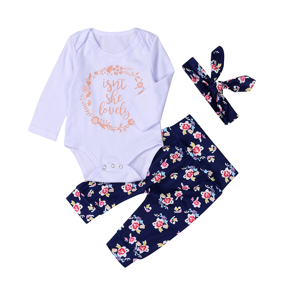 Boutique kids clothing tiny cottons toddler Girl clothing sets cartoon summer Rompe suits girls clothes outfits Casual Tracksuit