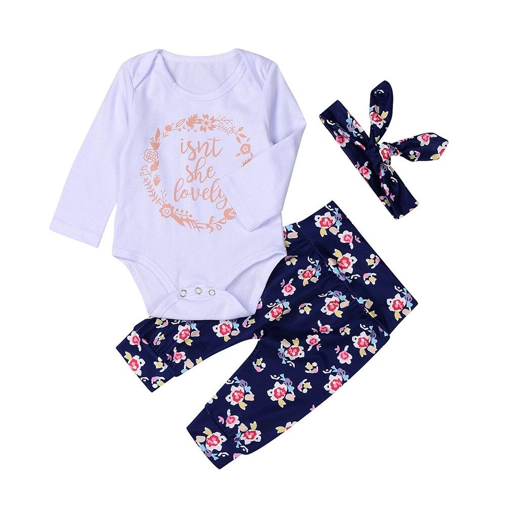 2df584ff77c238 Goede Kopen Kids kleding Baby meisjes kleding sets katoen cartoon zomer  baby Romper suits meisjes jumpsuit Boutique outfits Casual Trainingspak  Goedkoop
