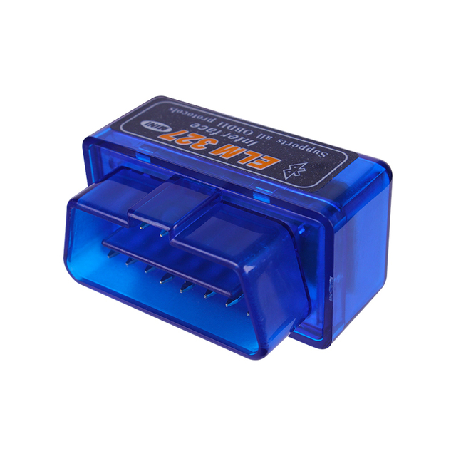 Mini Elm327 Bluetooth OBD2 V1.5/2.1 Elm327 V1.5 OBD 2 Car Diagnostic-Tool Scanner Elm327 OBDII Adapter Auto Diagnostic Tool