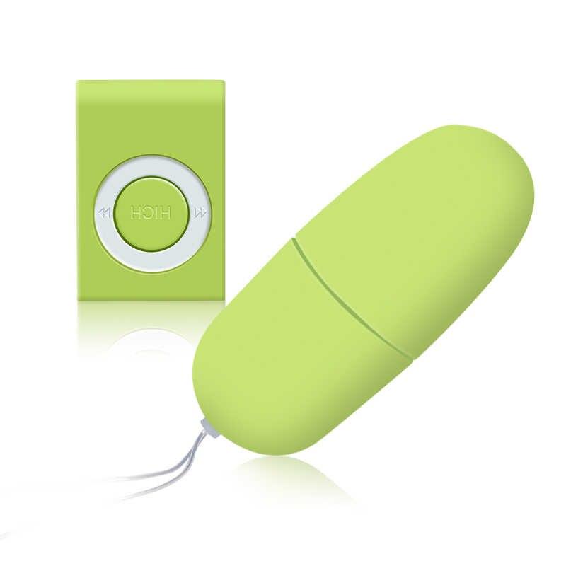 Wodoodporny 20 prędkości pilot wibracyjny miłość jajko bezprzewodowy pilot zdalnego sterowania wibrator kulkowy dorosłych Sex zabawki dla kobiety