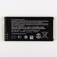 New Original Nokia BV T5C Phone Battery For Nokia Lumia 640 RM 1113 1073 Dual 1077