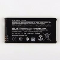 New Original Nokia BV T5C Phone Battery For Nokia Lumia 640 RM 1113 1073 Dual 1077
