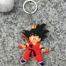 Dragon Ball Z Cute Figures Keychains Pendants