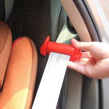 1 uds cinturón de seguridad de asiento de coche de estilo para Peugeot 307, 206, 308, 407, 207, 2008, 3008, 508, 406, 208 Mazda 3 6 2 CX-5 CX5 CX-7