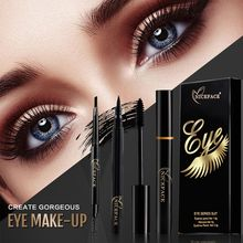 Eye Makeup set Liquid Eyeliner Pencil Waterproof Mascara Eye