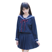 UPHYD Anime Cosplay Sailor Uniform Lolita School Girls Dress Hot Japanese JK School Uniforms